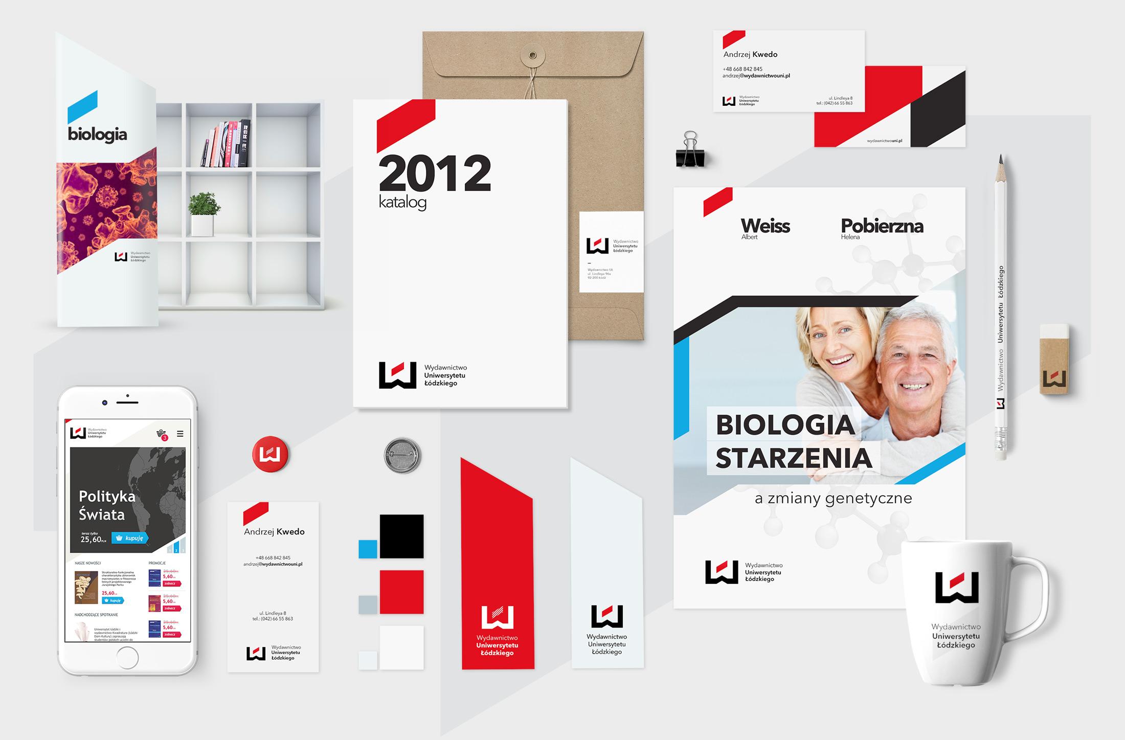Wydawnictwo branding
